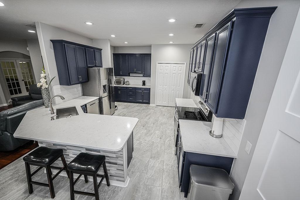 custom kitchen cabinetry florida